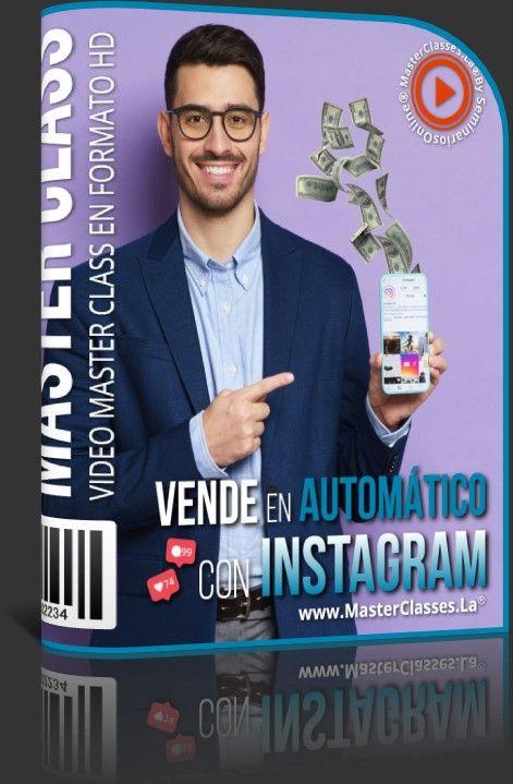 Vende en Automático con Instagram