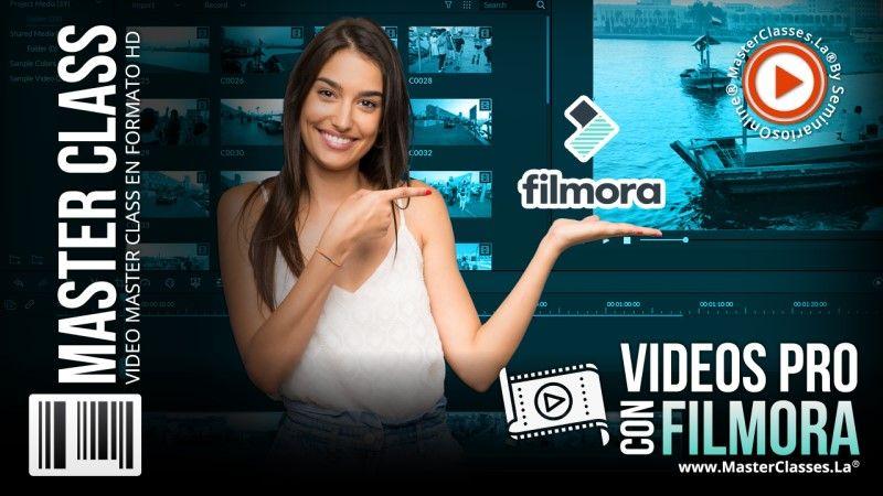 Curso Online de Videos Pro con Filmora