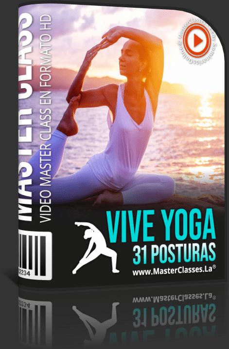 Vive Yoga 31 Posturas