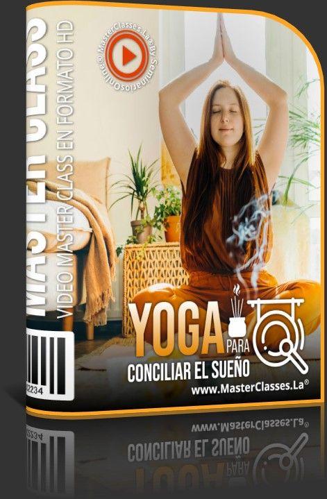 Yoga para Conciliar el Sueño