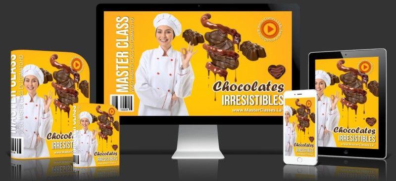 Curso para hacer Chocolates Irresistibles