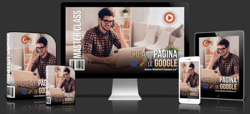 Curso para crear una página web