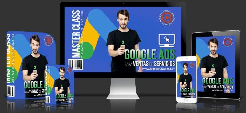 Curso de Google Ads Para Venta de Servicios