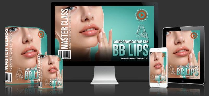 Aprende sobre Labios Provocativos con BB LIPS