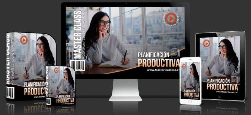 Aprende sobre la Planificación Productiva