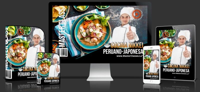 Aprende sobre Cocina Nikkei - Peruano Japonesa
