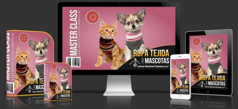 Aprende sobre Ropa Tejida para Mascotas