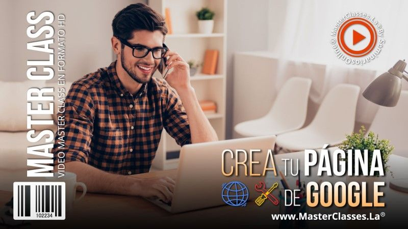 Curso Online para crear una página web