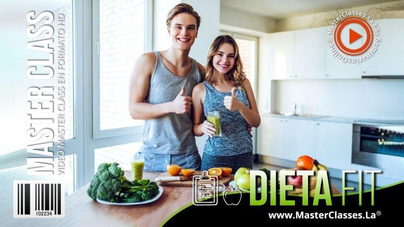 Curso Online para hacer Dieta Fit