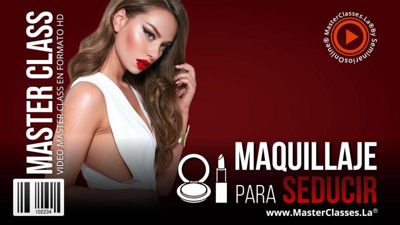 Curso Online de Maquillaje para Seducir