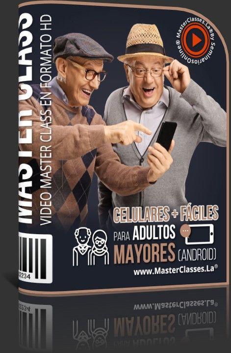 Celulares mas Fáciles para Adultos Mayores