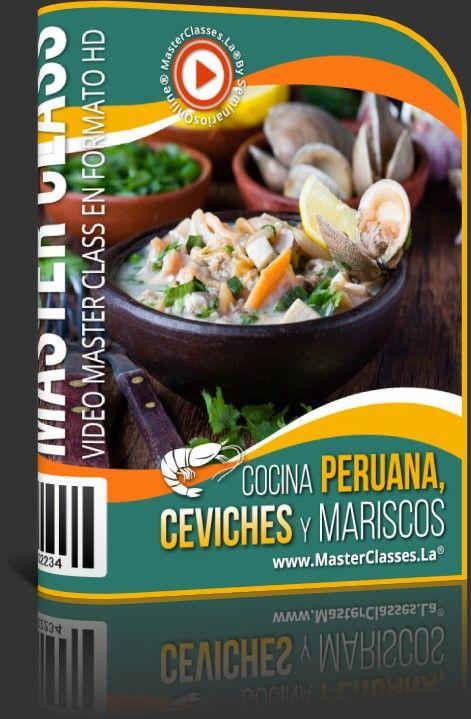 Cocina Peruana, Ceviches y Mariscos