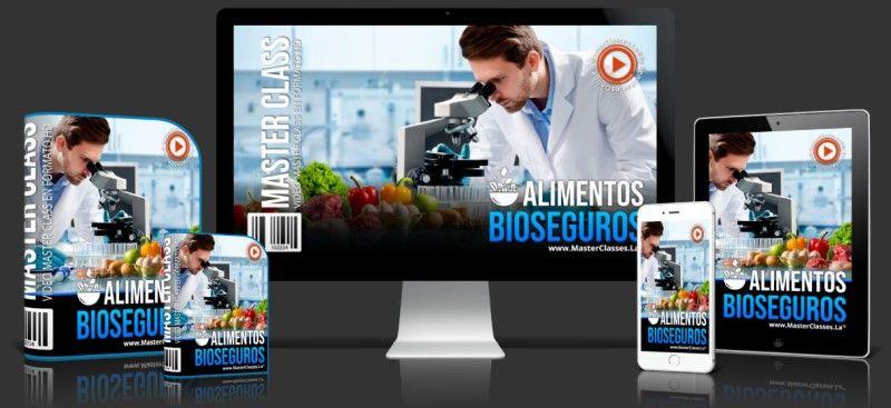 Aprende sobre Alimentos Bioseguros