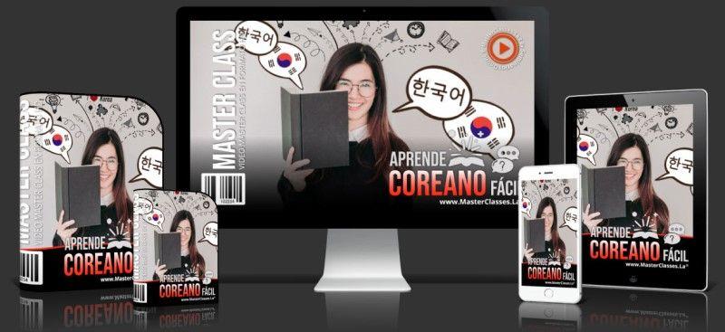 Curso para aprender Coreano Fácil