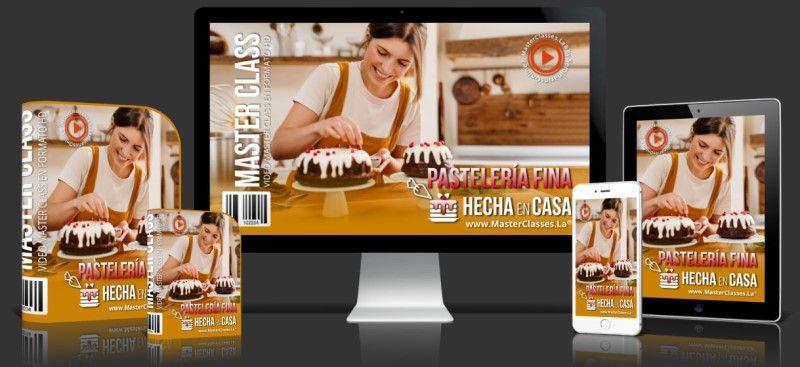 Aprende sobre Pastelería Fina Hecha en Casa