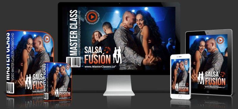 Aprende a Bailar con Salsa Fusión