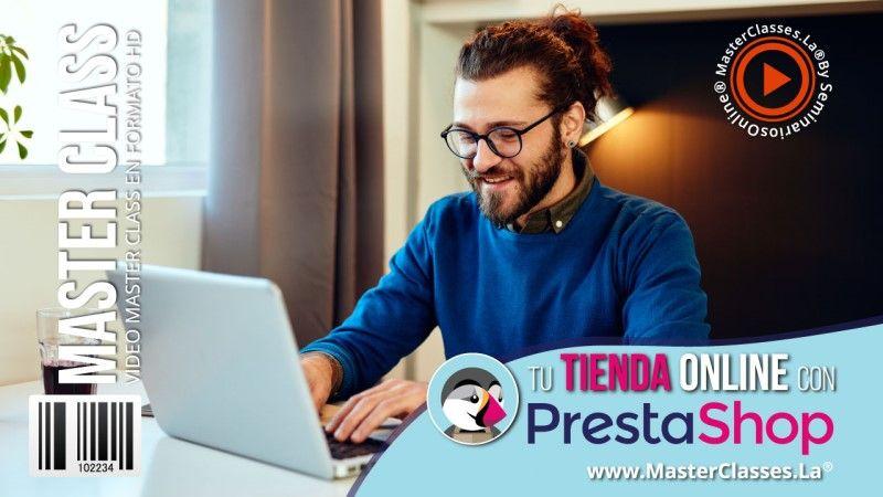 Curso para crear tu tienda online con Prestashop