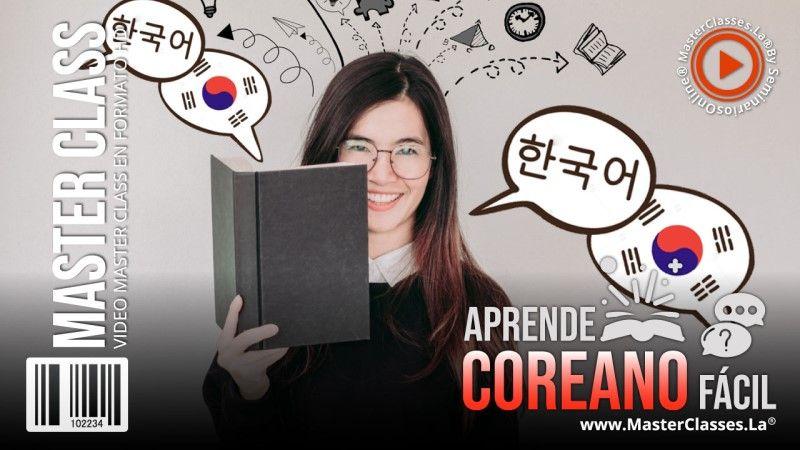 Curso Online para aprender Coreano Fácil