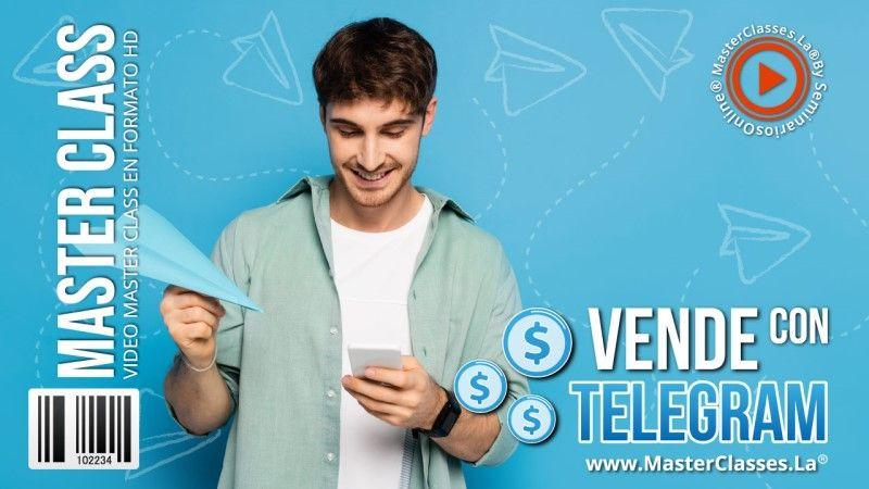 Curso Online de cómo vender con Telegram