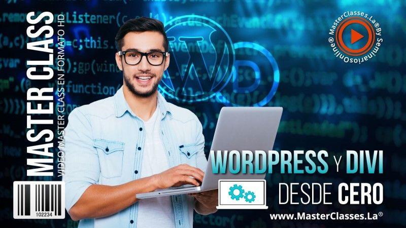 Curso de WordPress y DIvi desde Cero