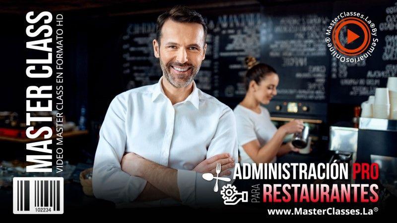 Curso de Administración Pro para Restaurantes