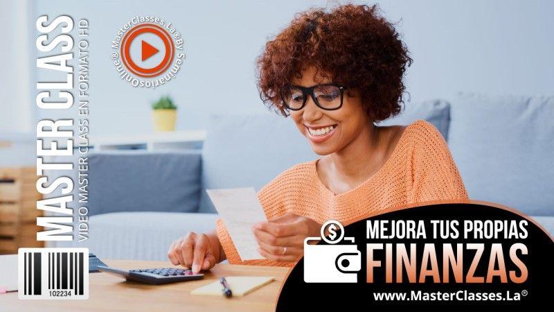 Curso para Mejorar tus Propias Finanzas