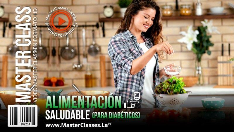 Curso Online de Alimentación Saludable (para Diabéticos)