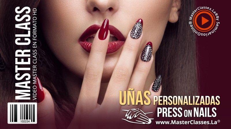 Curso de Uñas Personalizadas - Press on Nails