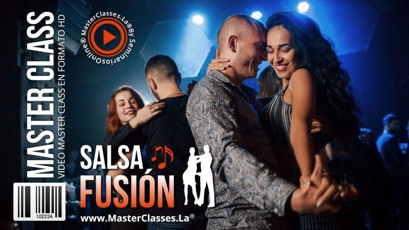 Curso Online de Salsa Fusión