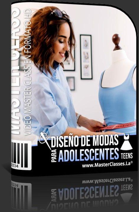 Diseño de Modas para Adolescentes