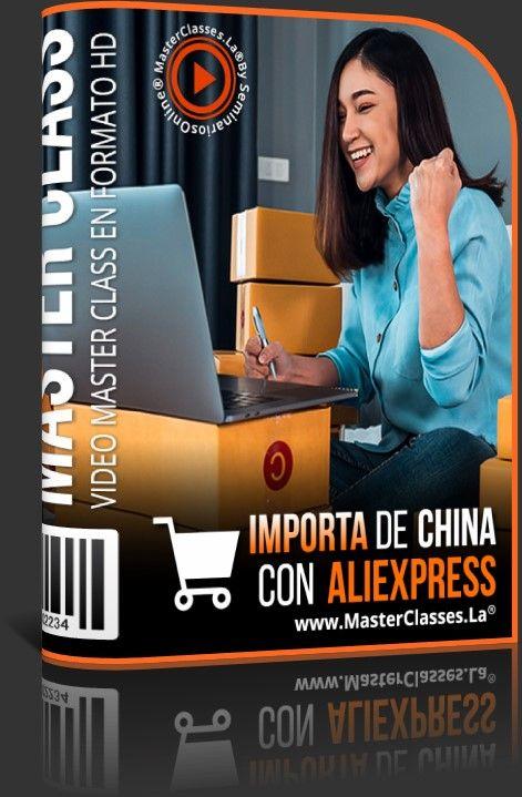 Importa desde China con Aliexpress