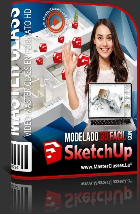 Modelado 3D Fácil con SketchUp