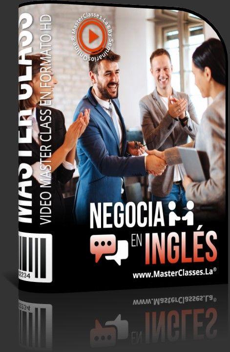 Negocia en Inglés