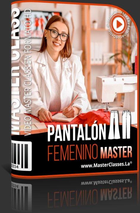 Pantalón Femenino Master