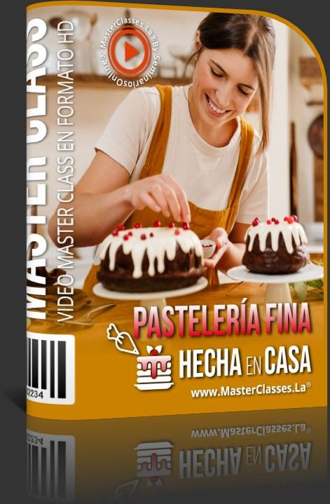 Pastelería Fina Hecha en Casa