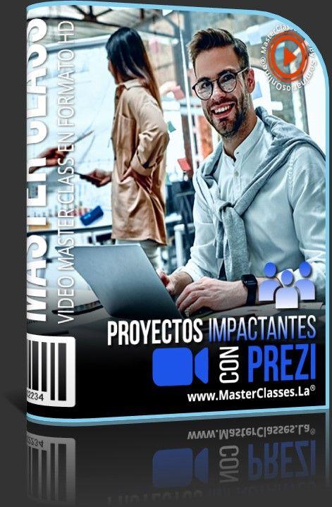 Proyectos Impactantes con Prezi