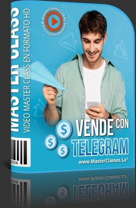 Vende con Telegram