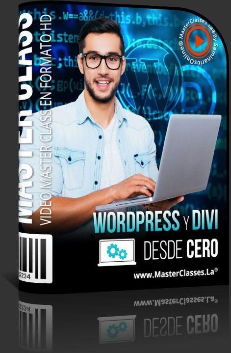 Wordpress y Divi desde Cero