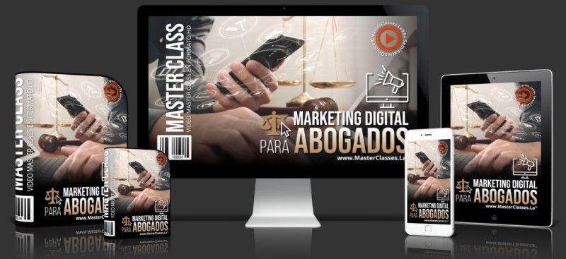 Aprende sobre Marketing Digital para Abogados