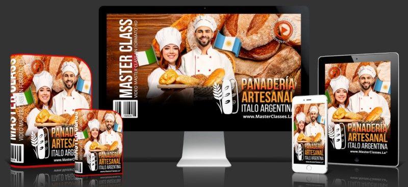 Aprende sobre Panadería Artesanal Ítalo Argentina