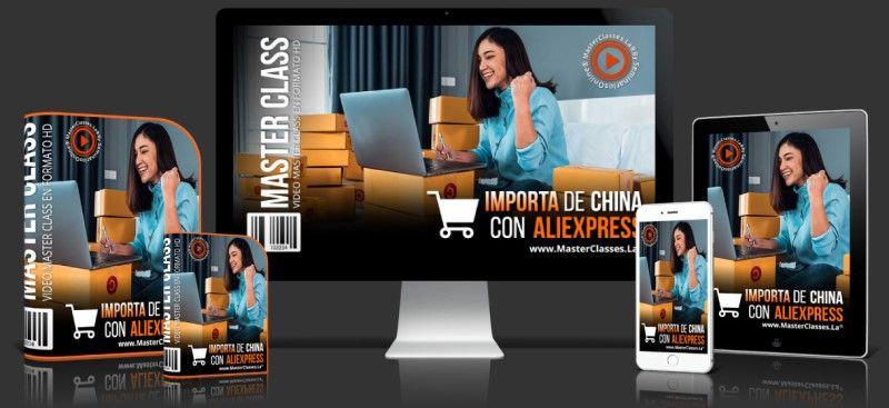 Aprende sobre Importar desde China con Aliexpress