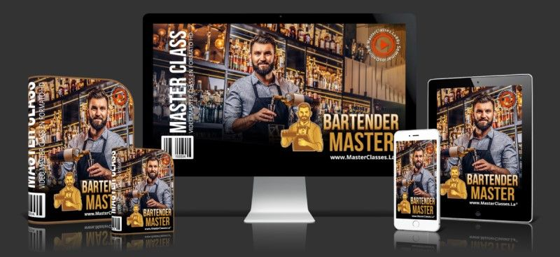 Aprende sobre Bartender Master
