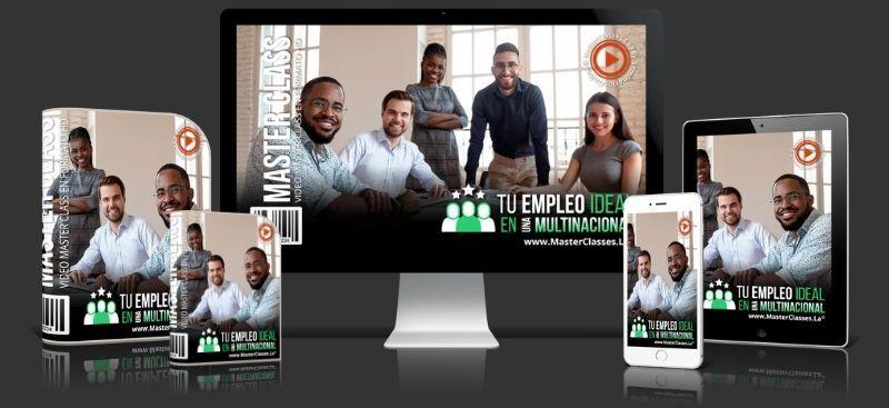 Aprende a obtener un Empleo Ideal en Multinacional