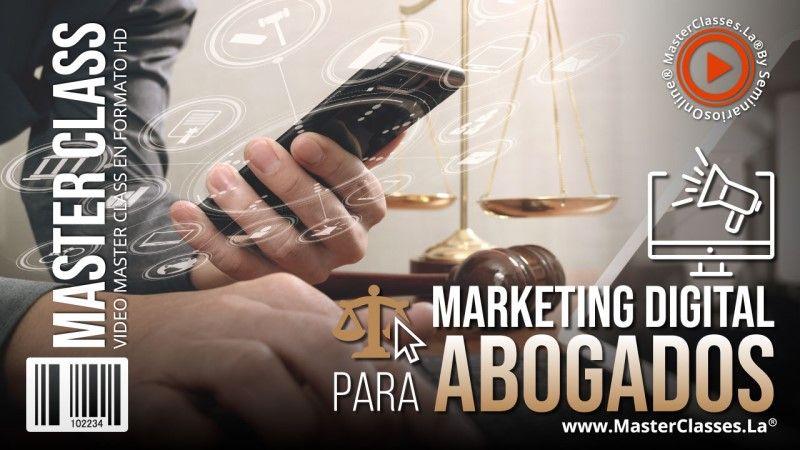 Curso de Marketing Digital para Abogados