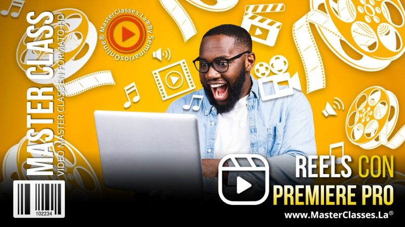 Curso Online de Reels con Premiere Pro