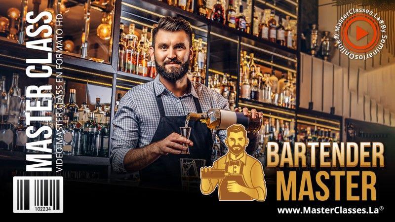 Curso de Bartender Master