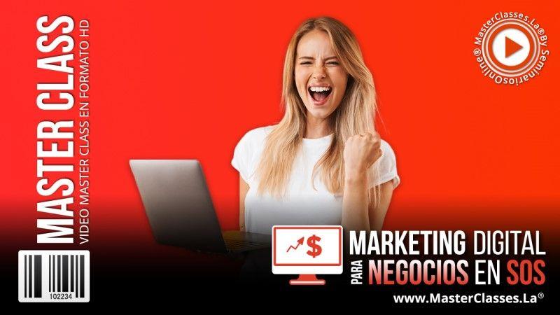 Curso Online de Marketing Digital para Negocios en SOS