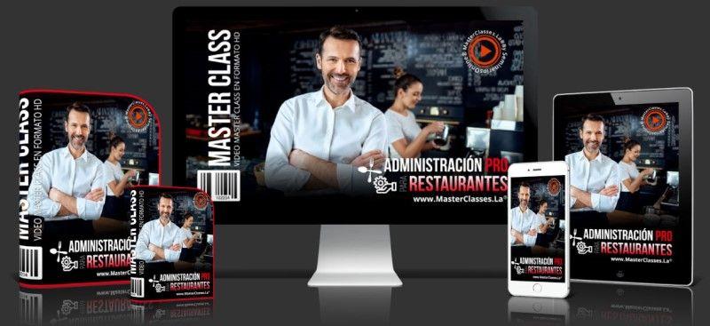Aprende sobre Administración Pro para Restaurantes