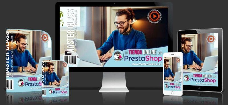 Aprende a crear tu tienda online con Prestashop