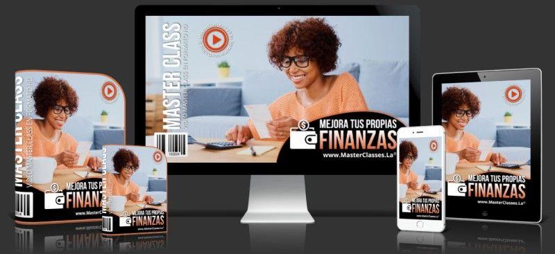 Aprende sobre Mejorar tus Propias Finanzas